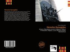 Portada del libro de Heracles Kynagidas