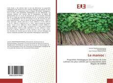 Buchcover von Le manioc :