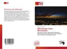Copertina di Minnesota Lake, Minnesota