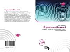 Bookcover of Royaume de Singasari