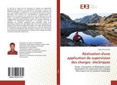 Capa do livro de Réalisation d'une application de supervision des charges électriques