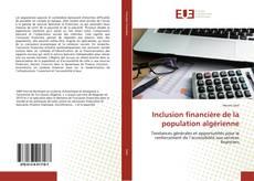 Inclusion financière de la population algérienne kitap kapağı