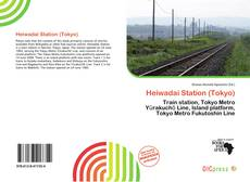 Bookcover of Heiwadai Station (Tokyo)