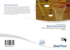 Обложка María Elena Batista