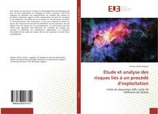 Copertina di Etude et analyse des risques liés à un procédé d'exploitation