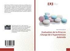 Обложка Evaluation de la Prise en Charge de L'hypertension Artérielle