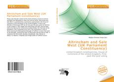 Обложка Altrincham and Sale West (UK Parliament Constituency)