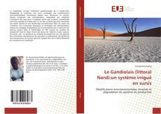 Portada del libro de Le Gandiolais (littoral Nord):un système irrigué en sursis