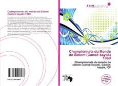 Bookcover of Championnats du Monde de Slalom (Canoë-kayak) 1969