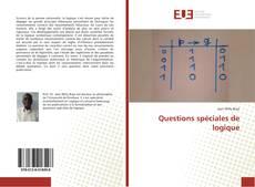 Bookcover of Questions spéciales de logique