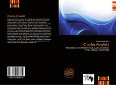 Charles Powlett kitap kapağı