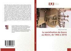 Capa do livro de La socialisation de Genre au Bénin, de 1966 à 2016