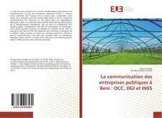 Couverture de La communication des entreprises publiques à Beni : OCC, DGI et INSS