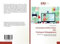 Portada del libro de Innovation & Plus Value des Pratiques Pédagogiques