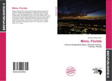 Couverture de Mims, Florida