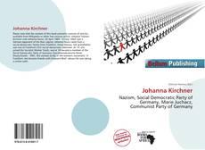 Bookcover of Johanna Kirchner