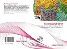 Bookcover of Maharajganj District