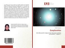Copertina di Exoplanètes
