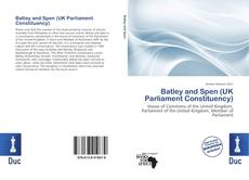 Bookcover of Batley and Spen (UK Parliament Constituency)