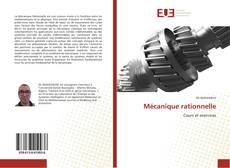 Bookcover of Mécanique rationnelle