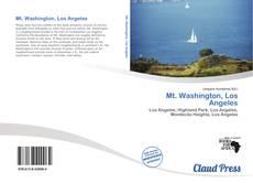 Bookcover of Mt. Washington, Los Angeles