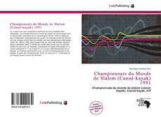 Bookcover of Championnats du Monde de Slalom (Canoë-kayak) 1991