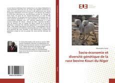 Обложка Socio-économie et diversité génétique de la race bovine Kouri du Niger