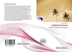 Bookcover of Callitris Preissii