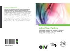 Julio César Valdivia kitap kapağı