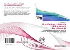 Обложка Brentford and Isleworth (UK Parliament Constituency)