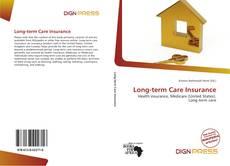 Long-term Care Insurance kitap kapağı