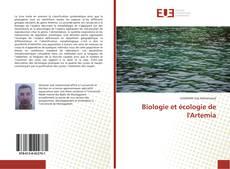 Couverture de Biologie et écologie de l'Artemia