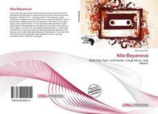 Buchcover von Alla Bayanova