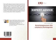 Bookcover of Accompagnement des créateurs d'entreprises