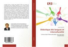 Didactique des langues et interculturalité kitap kapağı