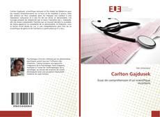 Bookcover of Carlton Gajdusek