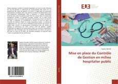 Mise en place du Contrôle de Gestion en milieu hospitalier public kitap kapağı