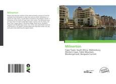 Milnerton kitap kapağı
