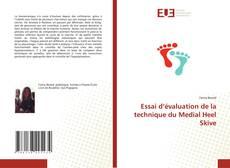 Copertina di Essai d'évaluation de la technique du Medial Heel Skive