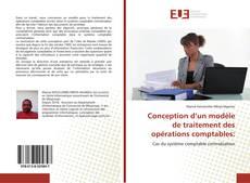 Couverture de Conception d'un modèle de traitement des opérations comptables: