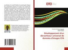 Borítókép a  Développement d'un dérawtiseur universel de données d'images CFA - hoz