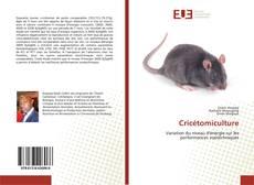 Buchcover von Cricétomiculture