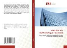 Initiation à la Mathématique Financière kitap kapağı