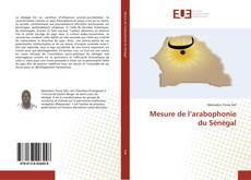 Bookcover of Mesure de l'arabophonie du Sénégal