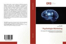 Bookcover of Psychologie Marketing