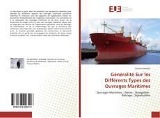 Bookcover of Généralité Sur les Différents Types des Ouvrages Maritimes