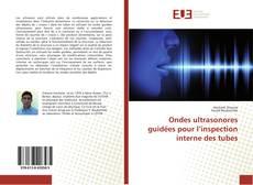 Copertina di Ondes ultrasonores guidées pour l'inspection interne des tubes