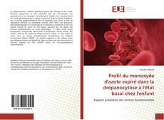 Couverture de Profil du monoxyde d'azote expiré