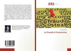 Capa do livro de La fraude à l'assurance