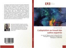 Capa do livro de L'adaptation au travail des cadres expatriés